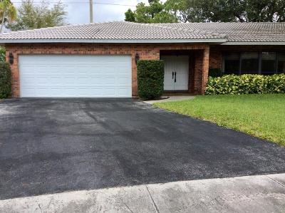 Boca Raton Single Family Home For Sale: 6532 Serena Lane