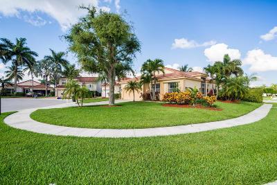 Boynton Beach Single Family Home For Sale: 12266 Pleasant Green Way