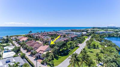 Juno Beach Townhouse For Sale: 220 Celestial Way #1