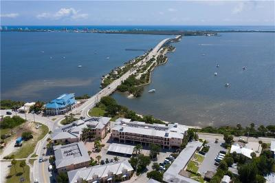 Martin County, St. Lucie County Condo For Sale: 3742 NE Indian River Drive #B-202