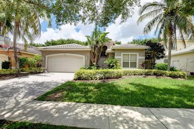 Delray Beach Single Family Home For Sale: 9726 Napoli Woods Lane W