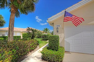 Hobe Sound Single Family Home For Sale: 7772 SE Spicewood Circle