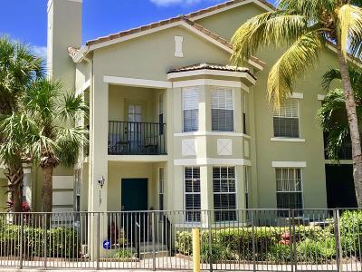 Boynton Beach Condo For Sale: 1107 Belmont Place