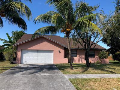 West Palm Beach Single Family Home For Sale: 690 Connestee Road