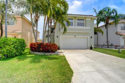 Boynton Beach Single Family Home For Sale: 7020 Chesapeake Circle