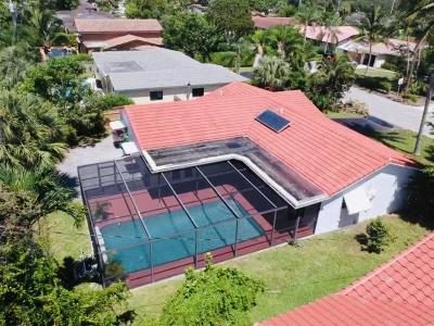 Coral Springs, Parkland, Coconut Creek, Deerfield Beach,  Boca Raton , Margate, Tamarac, Pompano Beach Rental For Rent: 846 NW 7th Street