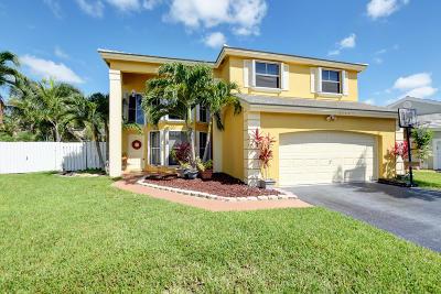 Coconut Creek FL Single Family Home For Sale: $379,000