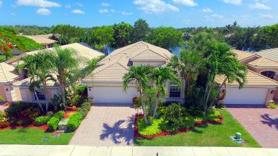 Lake Worth Single Family Home For Sale: 6329 Via Primo Street