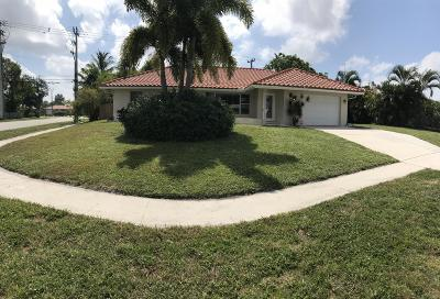 Boca Raton Rental For Rent: 900 SW 12th Terrace