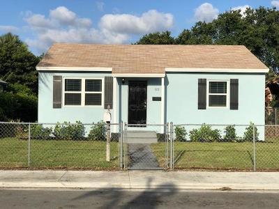 Lake Worth Single Family Home For Sale: 322 C Street