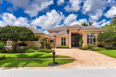 Boca Raton Single Family Home For Sale: 6891 Queenferry Circle