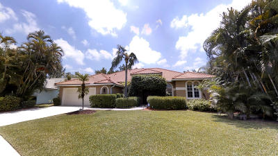Jupiter Single Family Home For Sale: 211 Shorewood Way