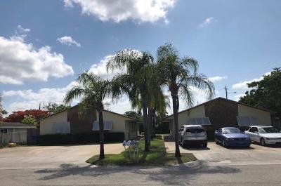 Lantana Multi Family Home For Sale: 731 5th Street