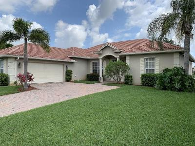 St Lucie County Single Family Home For Sale: 405 NW Dover Court