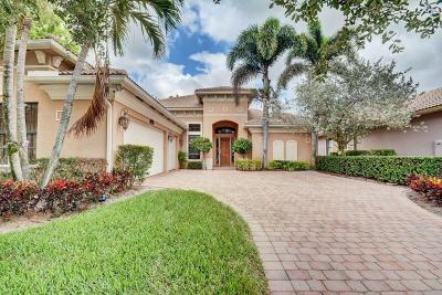 Delray Beach Single Family Home For Sale: 16010 Rosecroft Terrace