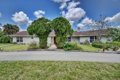 Loxahatchee Single Family Home For Sale: 2377 Fawn Drive