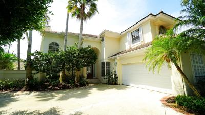 Juno Beach Single Family Home For Auction: 15 Grand Bay Circle