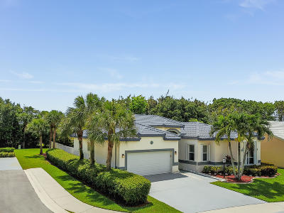 Lake Worth Single Family Home For Sale: 3720 Green Cypress Way