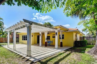 Coral Springs, Parkland, Coconut Creek, Deerfield Beach,  Boca Raton , Margate, Tamarac, Pompano Beach Rental For Rent: 461 NE 25th Terrace