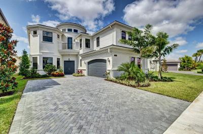 Delray Beach Single Family Home For Sale: 9757 Bozzano Drive