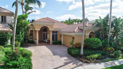 Boca Raton Single Family Home For Sale: 6461 Enclave Way