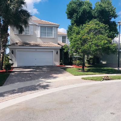 Royal Palm Beach Single Family Home For Sale: 176 Kensington Way