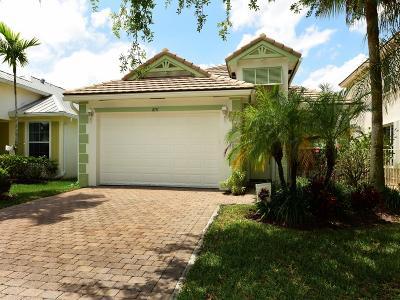West Palm Beach Single Family Home For Sale: 8711 Tally Ho Lane