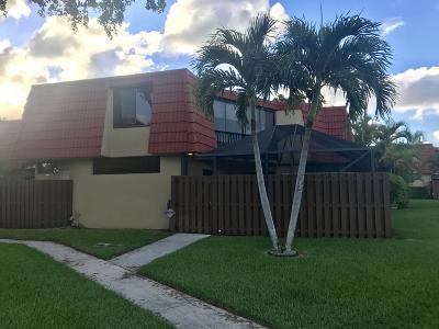 Coral Springs, Parkland, Coconut Creek, Deerfield Beach,  Boca Raton , Margate, Tamarac, Pompano Beach Rental For Rent: 8344 Trent Court #C