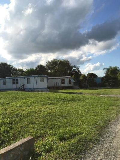 Okeechobee Multi Family Home For Sale: 4649 NW 30th Street