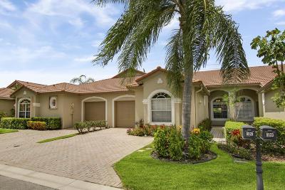 Boca Raton Townhouse For Sale: 8529 Via Serena