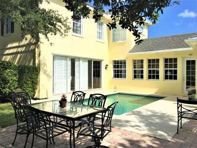 Jupiter Single Family Home Contingent: 302 Bougainvillea Drive