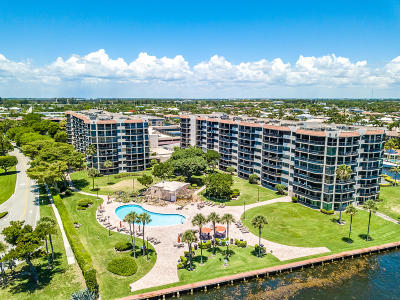 Boca Raton Condo For Sale: 859 Jeffery Street #8070
