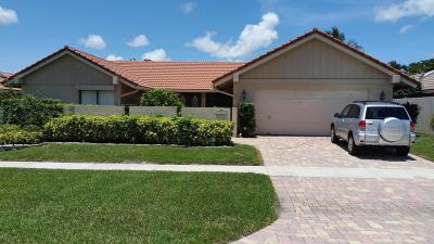 Boca Raton Single Family Home For Sale: 5935 Glenbrook Drive