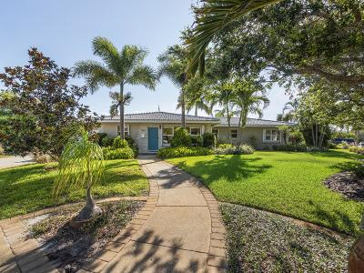 Lake Worth Single Family Home For Sale: 2002 Lakeside Drive