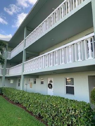 Boca Raton Condo For Sale: 9810 Marina Boulevard #1114