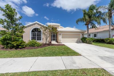 Delray Beach Single Family Home For Sale: 1175 Sea Grape Circle