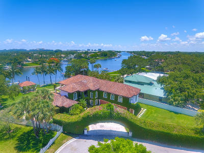 Palm Beach Gardens Single Family Home For Sale: 2252 Flamingo Road