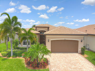 Boynton Beach Single Family Home For Sale: 8315 Cloud Peak Drive
