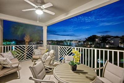 Juno Beach Condo For Sale: 634 Bay Colony Drive S #& Boat S