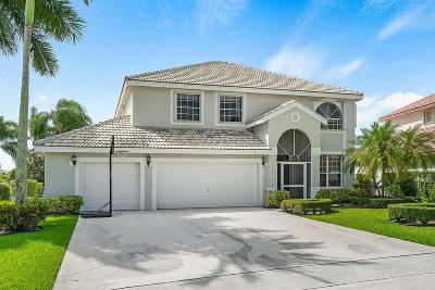 Lake Worth Single Family Home For Sale: 7451 Prescott Lane