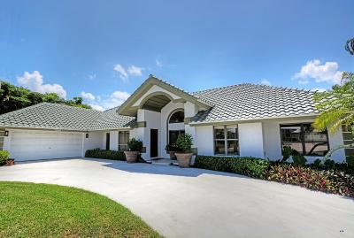 Hobe Sound Single Family Home For Sale: 10323 SE Ficus Lane