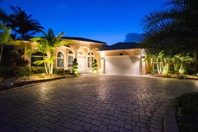 Boynton Beach Single Family Home For Sale: 6713 Conch Court