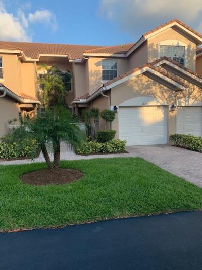 Delray Beach, Boca Raton, Boynton Beach, Palm Beach, Fort Lauderdale Condo For Sale: 6576 Villa Sonrisa Drive #1224