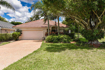 Delray Beach, Boca Raton, Boynton Beach, Palm Beach, Fort Lauderdale Single Family Home For Sale: 11081 Highland Circle
