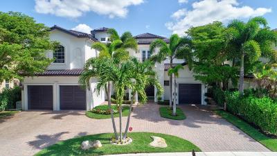 Delray Beach, Boca Raton, Boynton Beach, Palm Beach, Fort Lauderdale Single Family Home For Sale: 17590 Circle Pond Court
