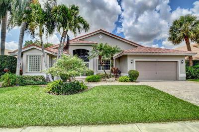 Delray Beach, Boca Raton, Boynton Beach, Palm Beach, Fort Lauderdale Single Family Home For Sale: 7297 E Falls Road