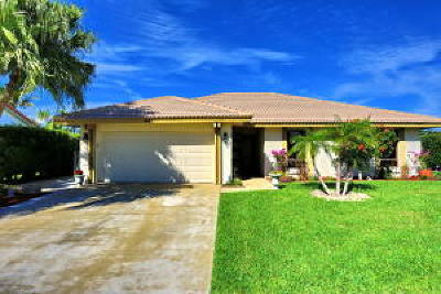Delray Beach, Boca Raton, Boynton Beach, Palm Beach, Fort Lauderdale Single Family Home For Sale: 441 NW 72nd Street