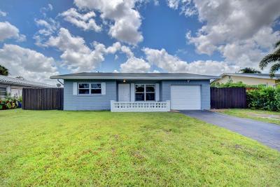 Delray Beach, Boca Raton, Boynton Beach, Palm Beach, Fort Lauderdale Single Family Home For Sale: 6341 NW 31st Way