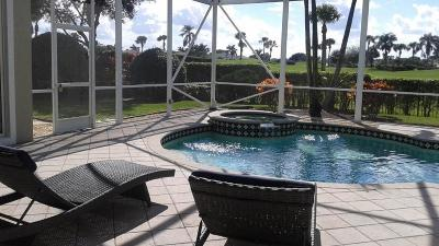 West Palm Beach Single Family Home For Sale: 8988 Lakes Boulevard