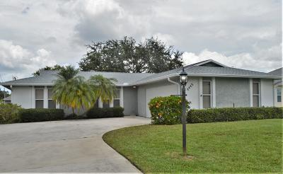 Single Family Home For Sale: 2443 SE Shipping Road